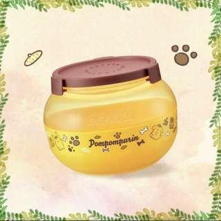 🚚 BN 7-11 Pompompurin Double Layer Container