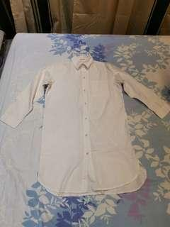 White shirt dress for sale!