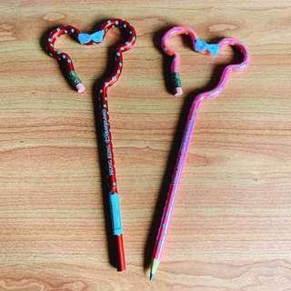 Hong Kong Disneyland Pencils