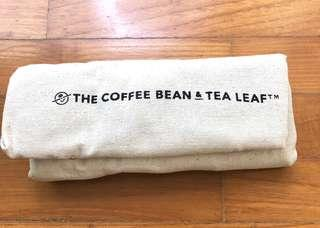 🚚 Tote / Sling Bag ( The Coffee Bean & Tea Leaf Canvas )