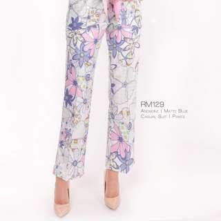Floral Pants minaz