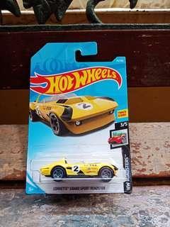 Hot Wheels - Corvette Grand Sport Roadster