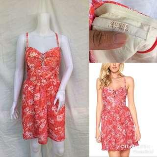 Guess lace skater dress