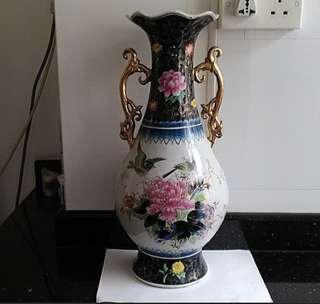 Vase #15-- Tall Chinese vase