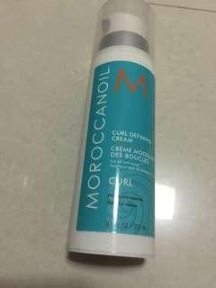 Morrocan Oil for curls