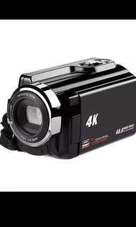 🚚 Camcorder Camera