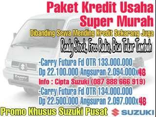 Kredit Suzuki Pick Up Angsuran Murah Banget
