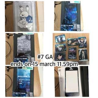 #7 giveaway ; ends on 15 march 11.59pm
