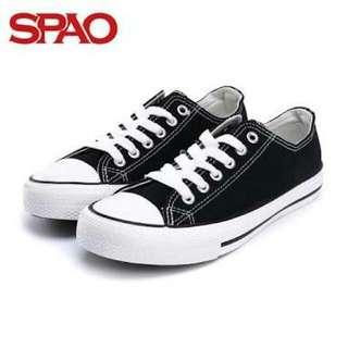 SPAO Canvas Sneakers