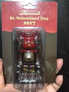 🚚 Bearbrick Valentine's 100% AUTHENTIC