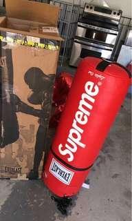 Supreme x Everlast Punching Bag