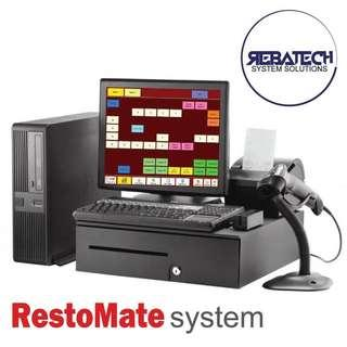 (PROMO) RETAIL & F&B POS SYSTEM