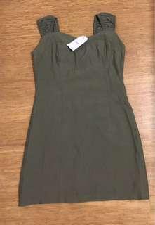🚚 Editor's Market Green Dress