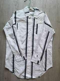 🚚 Striped Long Tshirt