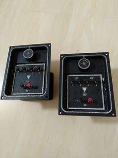 JBL N8000 Crossover