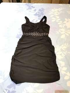 Stretchable Black Dress for Sale