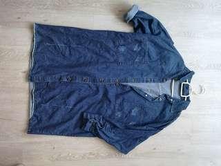 🚚 Denim Hip Jacket or Top