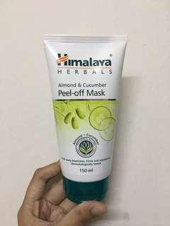 Himalaya Almond & Cucumber Peel-Off Mask