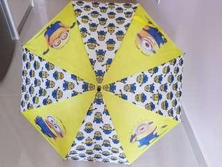 Cute Minions Umbrella