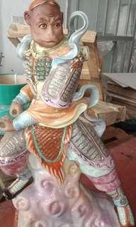 Monkey God Wukong statue