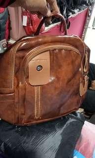 Tas fashion ransel bisa untuk sekolah atau pun untuk santai kode #1245