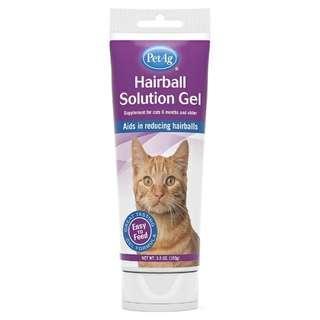 PetAg Hairball Solution Gel