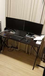 Desk Study Table Sleek