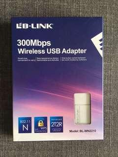 🚚 LB Link 300Mbps wireless USB adapter
