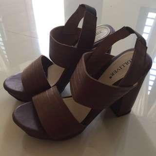 Tolliver/Zalora High Heels (wedges)