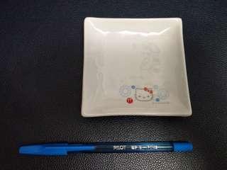Hello Kitty日式陶瓷碟