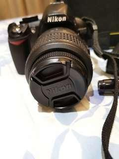 Nikon D3100 DSLR for Sale!