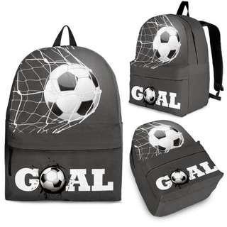 🎁 Goal Rugtas Voor De Voetballer