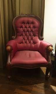 Wing Chair 2 units