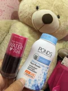 Etude house dear darling water tint & ponds face powder Original