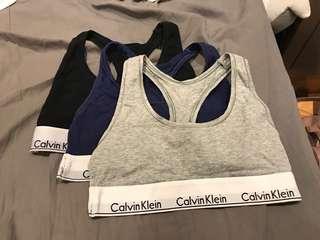 Calvin Klein Bralettes
