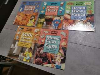 Healthy Eating Series by Susan Martineau