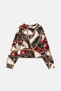 💯 Authentic ZARA Sweatshirt