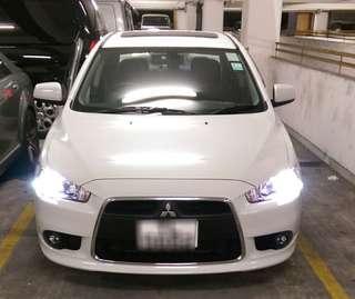 2014 MITSUBISHI LANCER GT 1.8