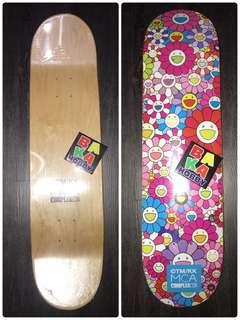 村上隆 Takashi Murakami TM/KK MCA COMPLEXcom skateboard 滑板