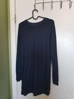 F21 sweater dress size S