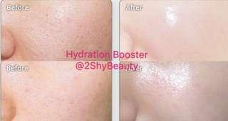 Hydration Booster 50% off.  $84 (was $168)