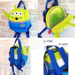 Disney 3眼仔新款兒童背包🎒