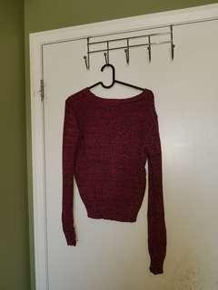 F21 sweater, Size S