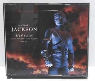Michael Jackson - history past present and future book 1