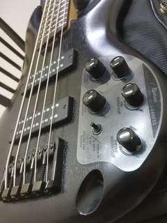 Ibanez SR305EB WK Bass Guitar  - 5 string for sale or swap