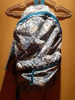 Blue Hello Kitty Backpack