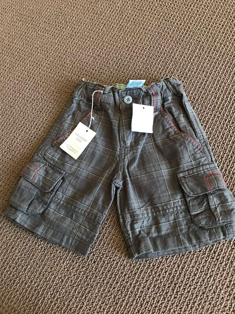 3 x Assorted size/brands shorts See below for sizes