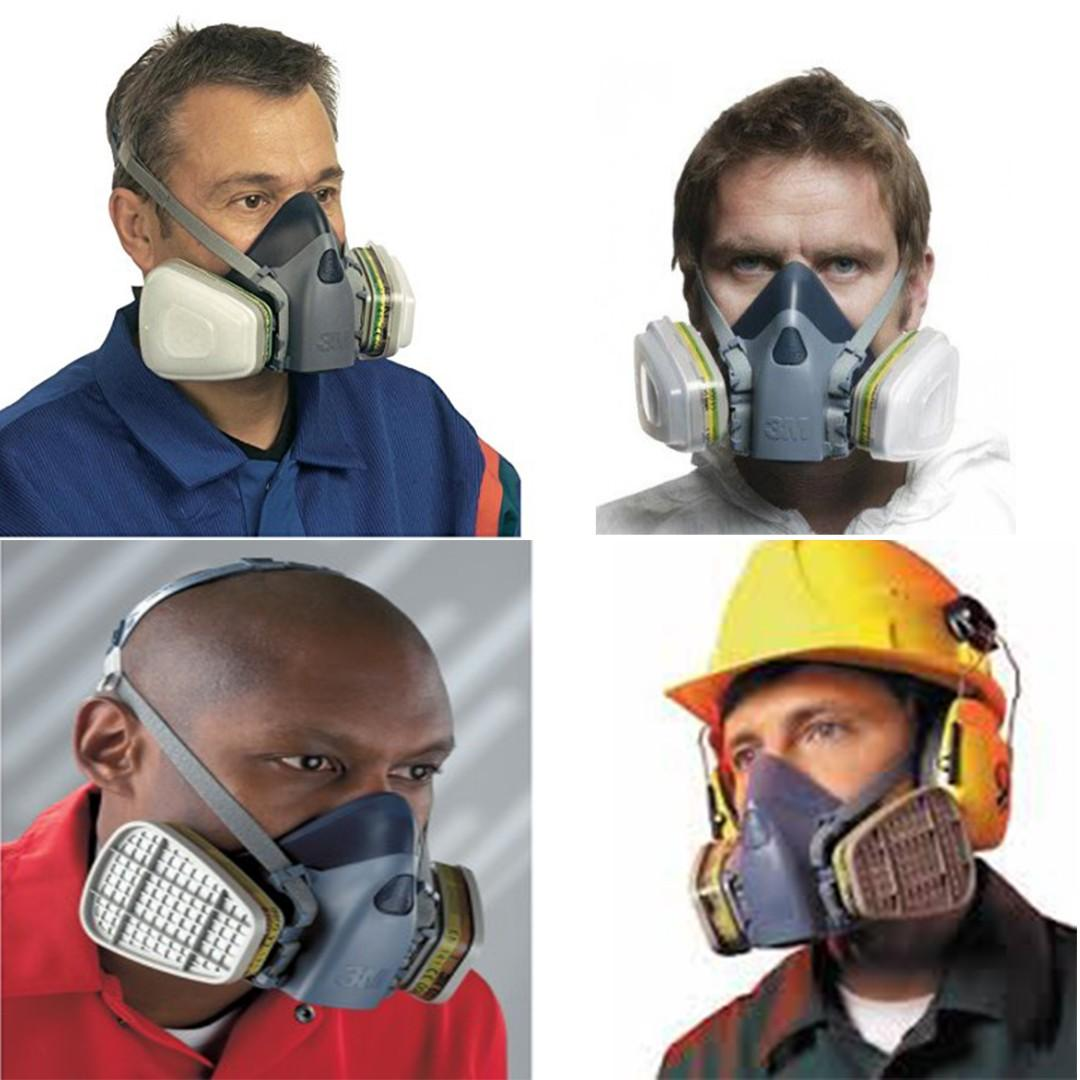 Assistive Mask Respirator On 3m Half Face Carousell Others Devices