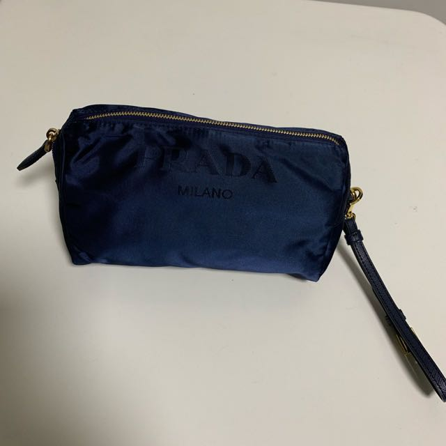 a3b65d7493de 💯 Authentic Prada Wristlet (Brand New), Women's Fashion, Bags ...