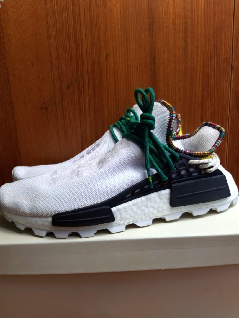 buy popular c54c9 06efc Adidas Human Race NMD Inspiration Pack White Pharrell ...